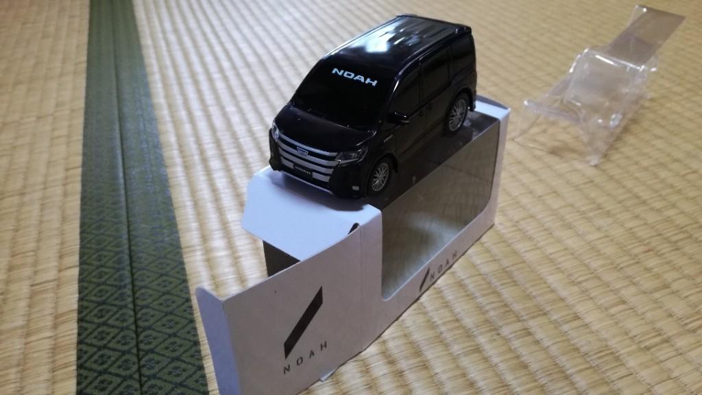 トヨタ(純正) プルバックミニカー
