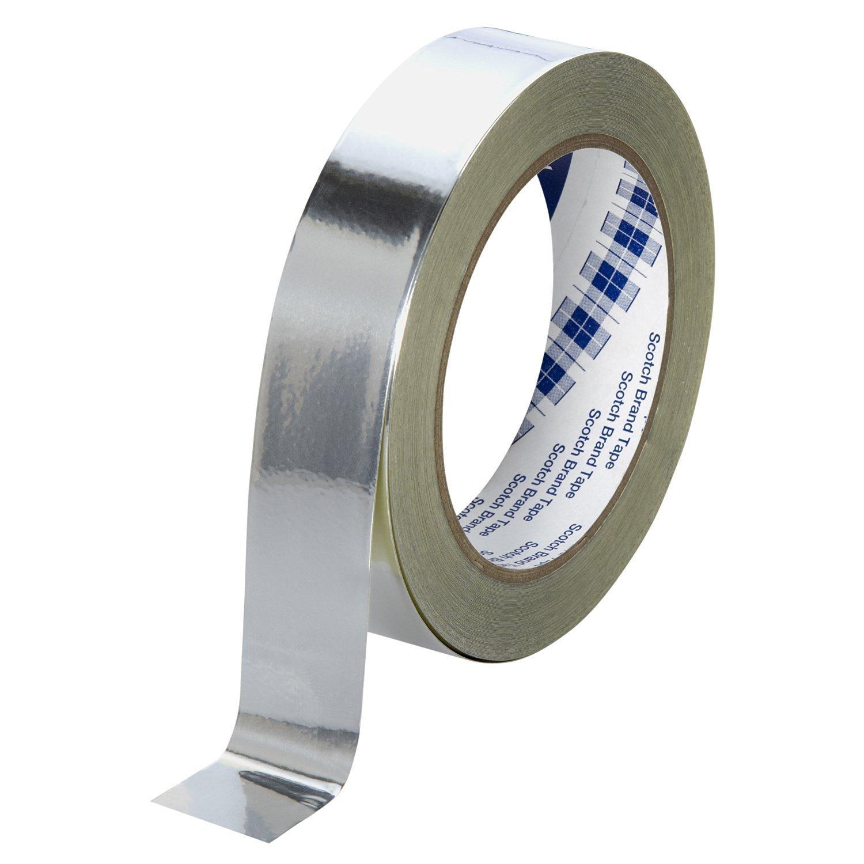 3M 導電性アルミ箔テープ No.AL-25BT 25mm幅x3m