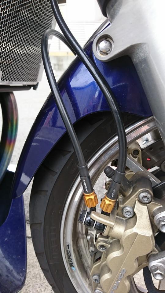 AC performance line ブレーキホース