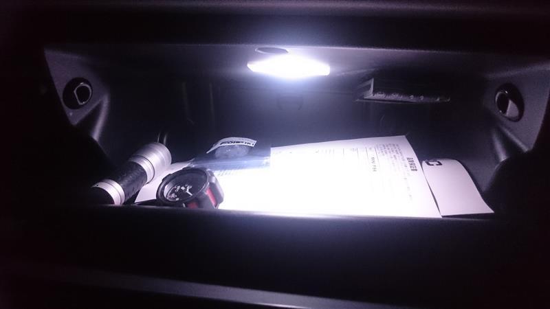 まめ電 T10 横型 COB 面発光 ルームランプ LED ホワイト 白