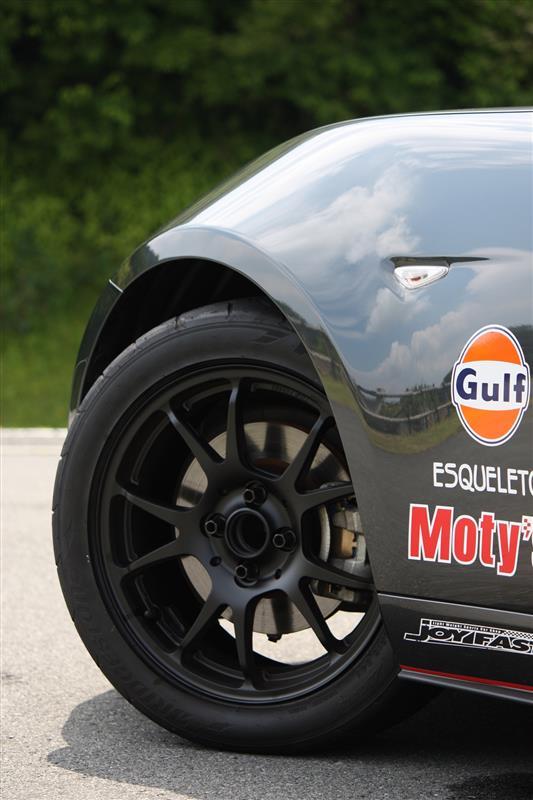 TWS / TAN-EI-SYA WHEEL SUPPLY TWS Motorsport T66-JFD 16インチ 6.5J
