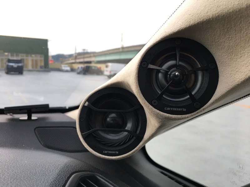 PIONEER / carrozzeria TS-Z1000RS