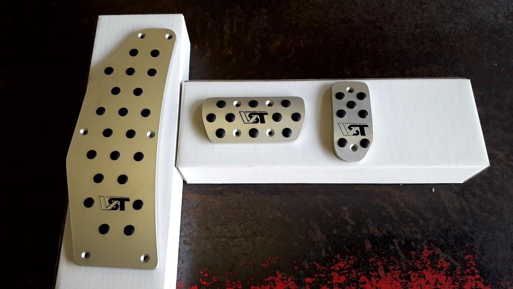 VST Pedal Set & Footrest
