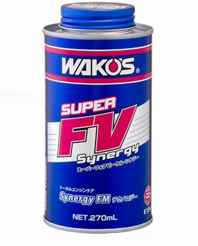 WAKO'S スーパーフォアビークル シナジー