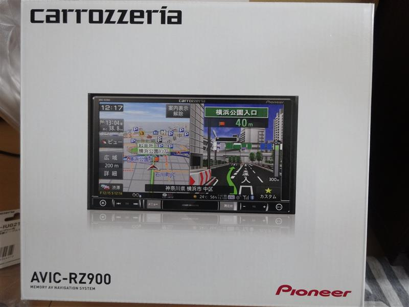 PIONEER / carrozzeria carrozzeria AVIC-RZ900