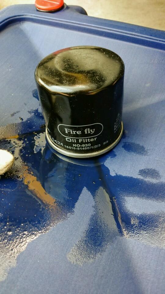 fire fly Oil filter HO-930