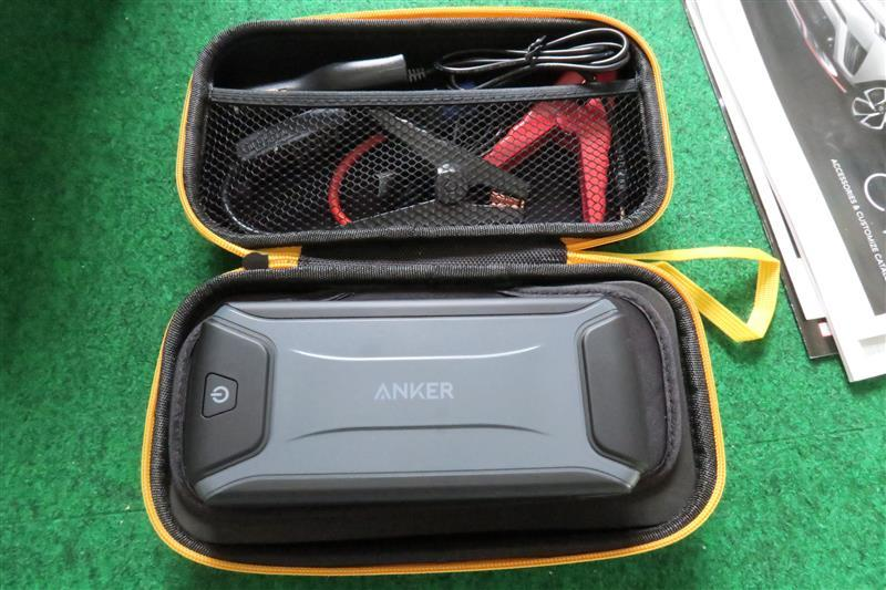 Anker コンパクトジャンプスターター A1501011