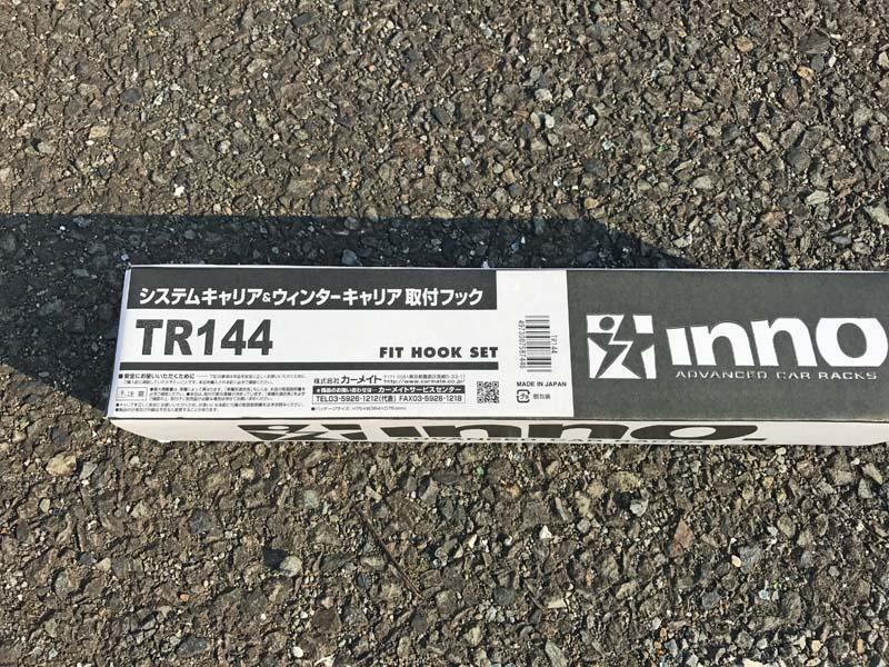 CAR MATE / カーメイト inno TR144