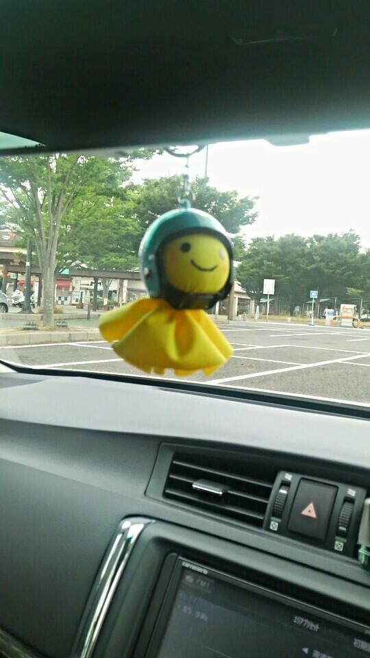 お土産 幸せの黄色いてるぼう 静岡ご当地ヘルメット