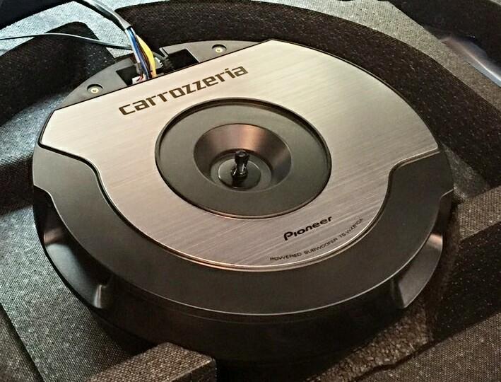 pioneer carrozzeria ts wx610a brz brz. Black Bedroom Furniture Sets. Home Design Ideas