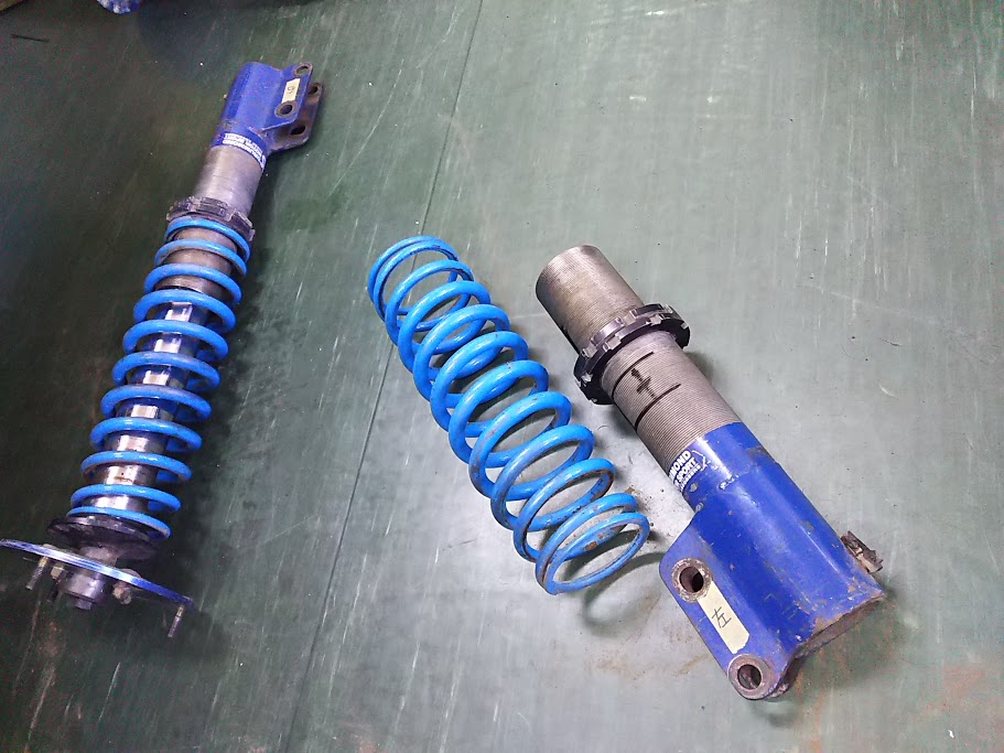 DMS / DRUMMOND  MOTOR SPORT ダート用サスペンションキット
