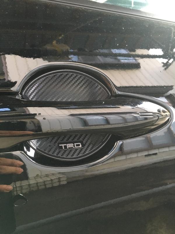 TRD / トヨタテクノクラフト ドアプロテクター