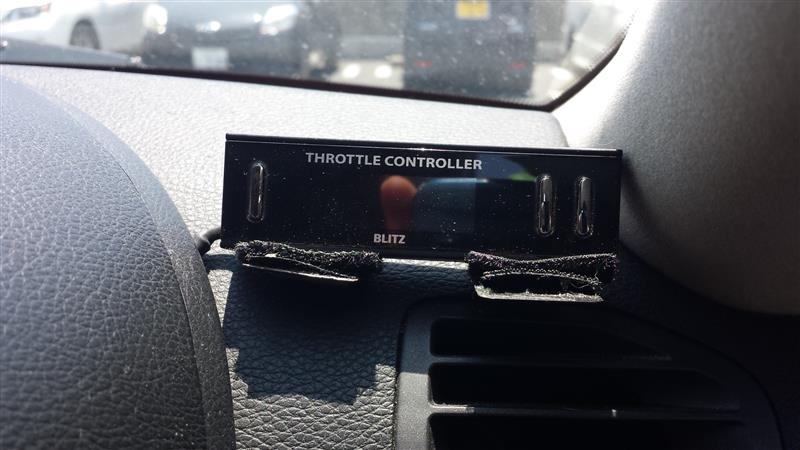 BLITZ THROTTLE CONTROLLER FULL AUTO PRO