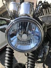 ボルティーRAYBRIG マルチリフレクターヘッドランプ FB04の単体画像