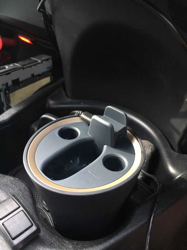 CAR MATE / カーメイト IQOS 専用スタンド ネイビー DZ429