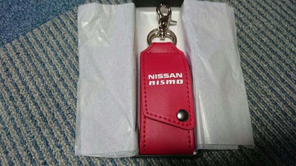 NISMO インテリジェントキーケース(チームカラー)