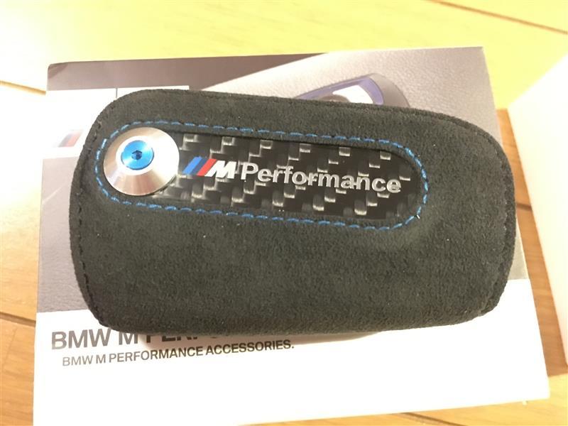BMW(純正) M PERFORMANCE キーホルダー