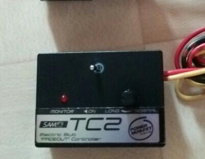 ブレーキ残光 SAMe's TC2