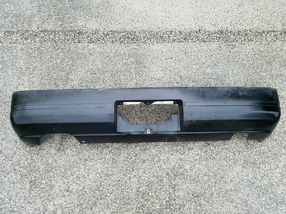 日産(純正) S13 180SX 純正 リアバンパー 寸法