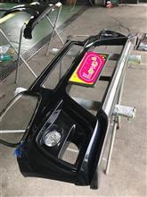 アルト ターボRSガレージベリー フロントバンパーの全体画像