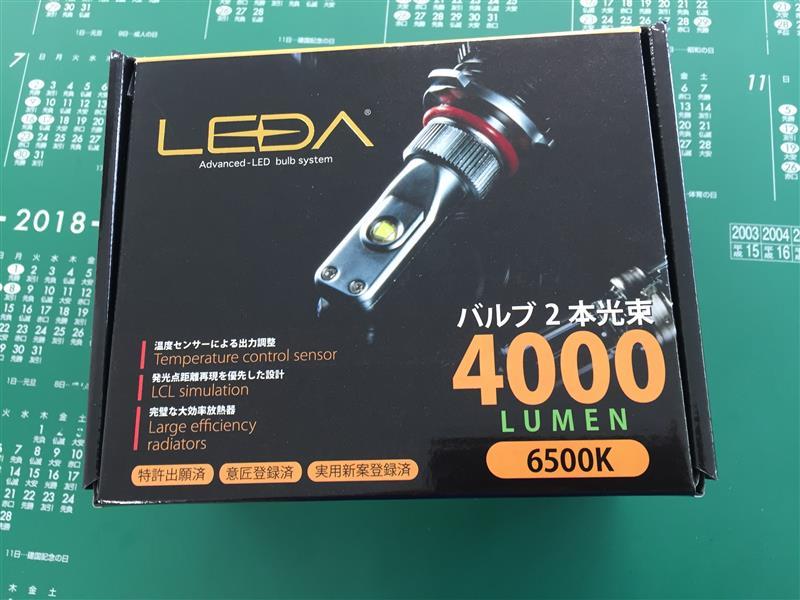 LEDA LEDA LA01 / HB3 HB4 H10