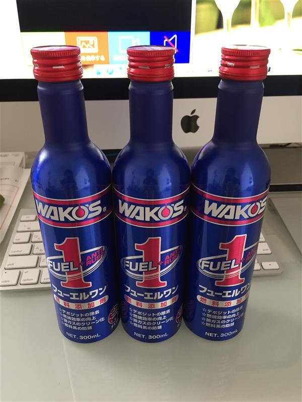 WAKO'S F-1 / フューエルワン