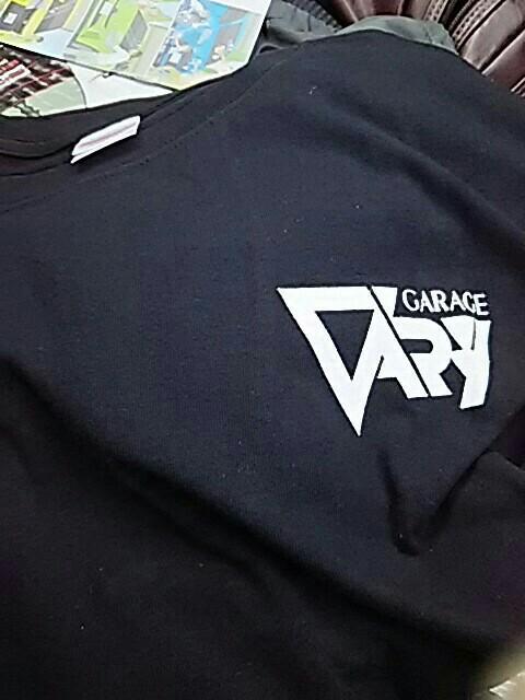 GARAGE VARY Tシャツ