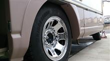 ダイナトラックトヨタ(純正) メッキホイールの単体画像