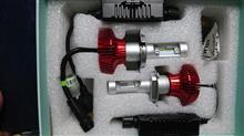 NT100クリッパーAutofeel H4 LEDヘッドライトバルブの単体画像
