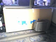 eKスペースカスタム三菱自動車(純正) ek  スペース カスタム用フロントバンパー(ショコラブラウンパール)他一式の全体画像