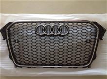 S4 (セダン)社外品 RS4ルックハニカムグリルの単体画像