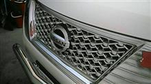 パスファインダー不明 Nissan Pathfinder Grill Insert Mesh Coversの単体画像