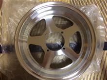 モンキー Z50J中華製 メーカー不明 10インチ 5本スポーク 3.5jの単体画像