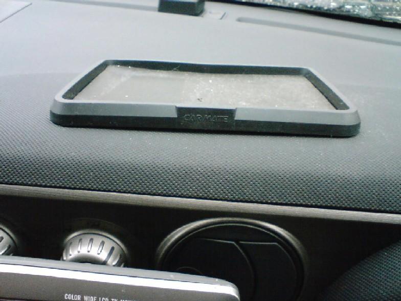 CAR MATE / カーメイト ピタッチ 枠付き滑り止めシート / SZ104