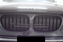 アクティブハイブリッド 7メーカー・ブランド不明 Mルック ダブルバー フロントキドニーグリルの単体画像