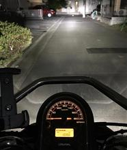 ダンクSPHERE LIGHT RIGING2 H4 4500K(インプレ)の全体画像