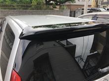 マークIIブリットトヨタ(純正) リヤスポイラーの全体画像