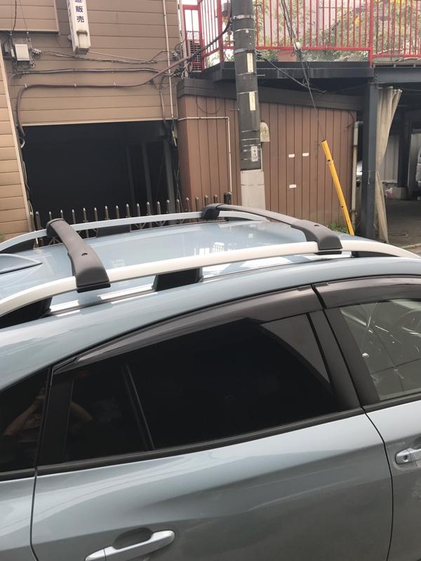 2017-2019  Subaru Impreza Aero Roof Rack CrossBar Set KIT E361SFL000 GENUINE NEW