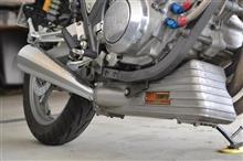 SRX400ヨシムラ THUMPERの単体画像