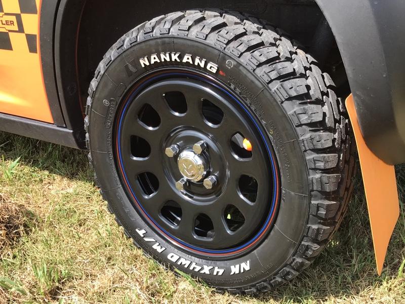 太平タイヤ/NANKANG デイトナスチール/FT-9