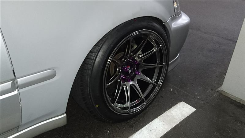 XXR WHEELS XXR 527 16インチ
