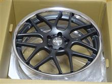 S3(セダン)TWS / TAN-EI-SYA WHEEL SUPPLY Reizend WX07の単体画像