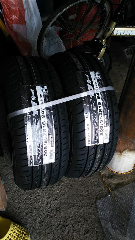 TOYO TIRES PROXES T1 Sport 205/55ZR16