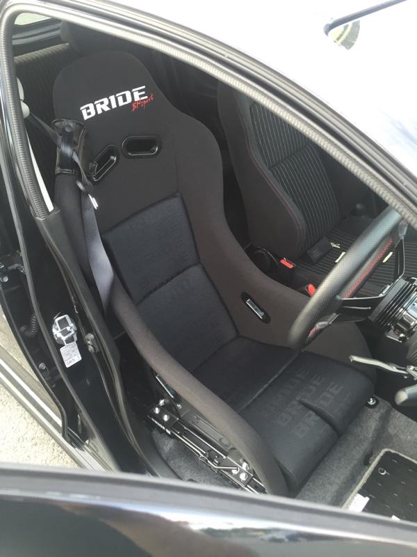 BRIDE EXASⅢ BNsport
