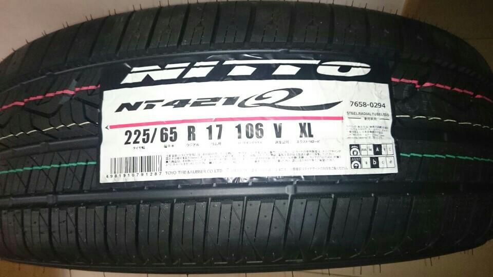 NITTO NT421Q