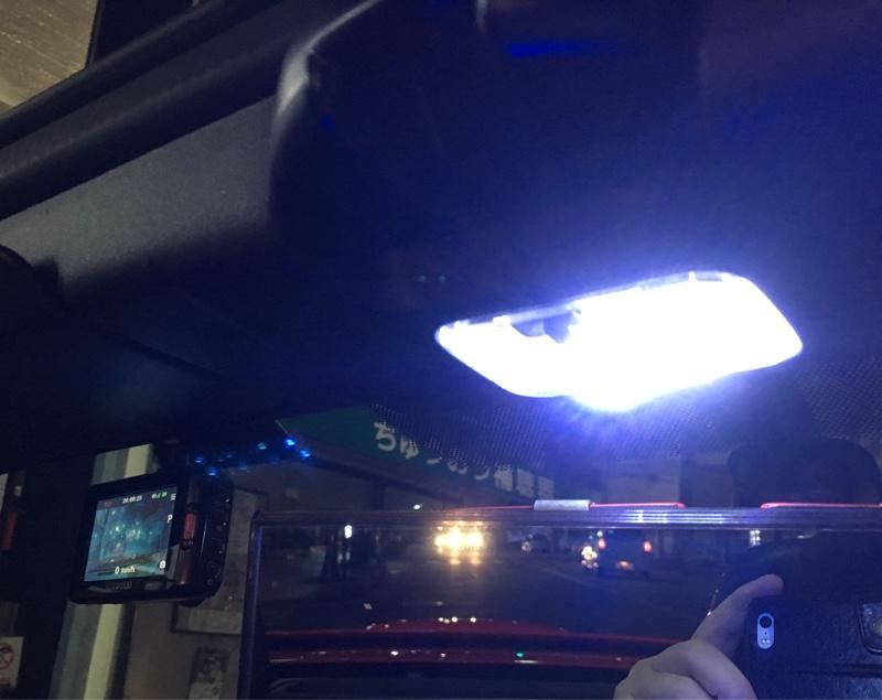ASTRO PRODUCTS LEDルームランプ
