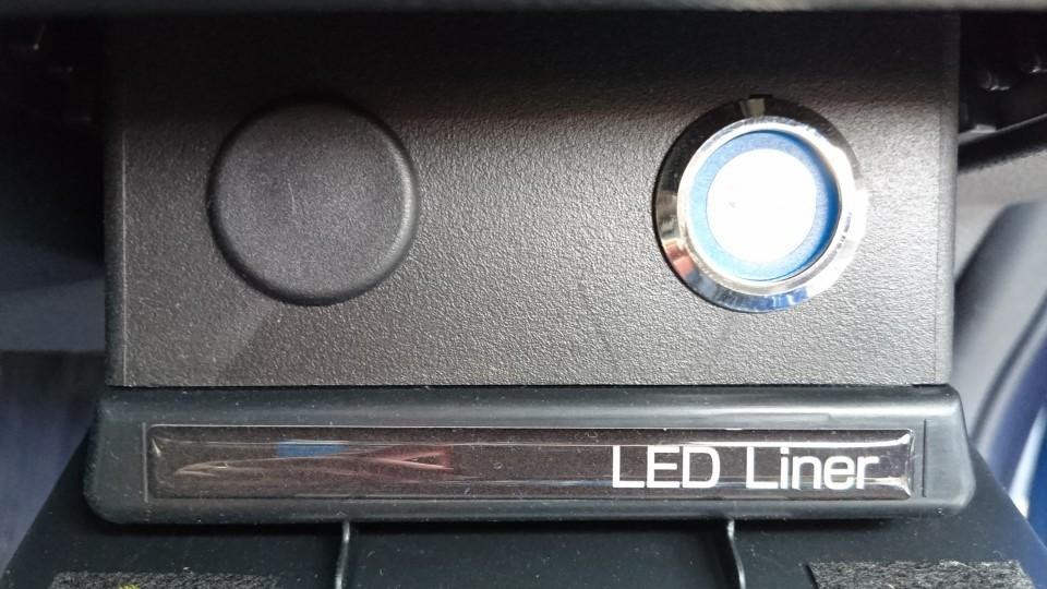 不明 LEDリングスイッチ