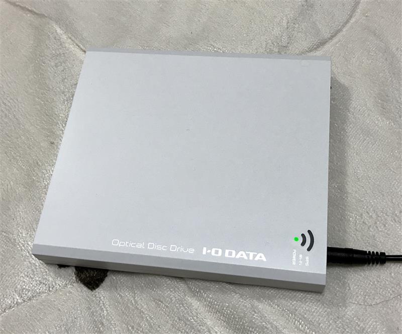 I・O DATA DVDミレル DVRP‐W8AI