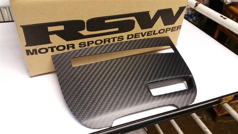 RSW  CDインサートパネル (綾織カーボン)