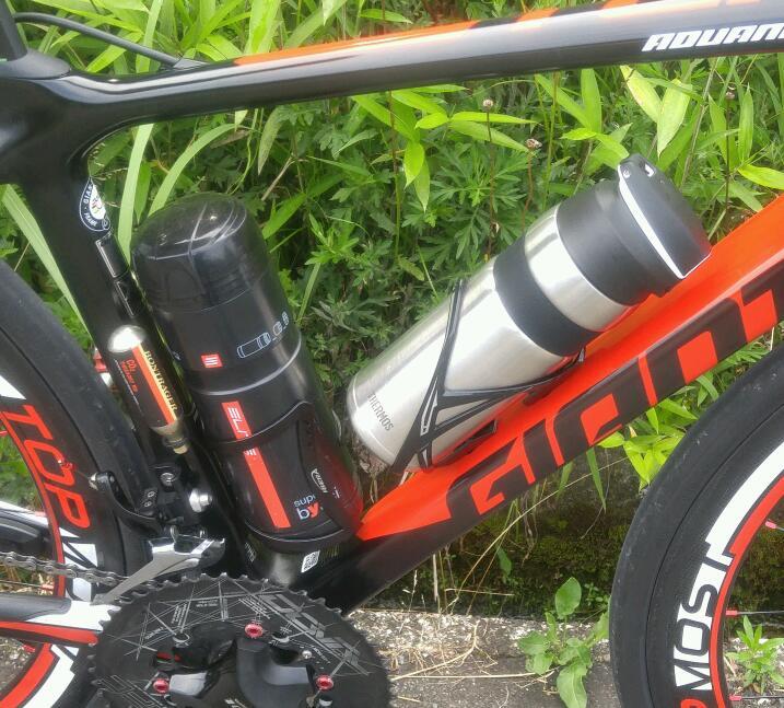 サーモス  真空断熱ストローボトル自転車専用ボトル FFQ-600 600ml